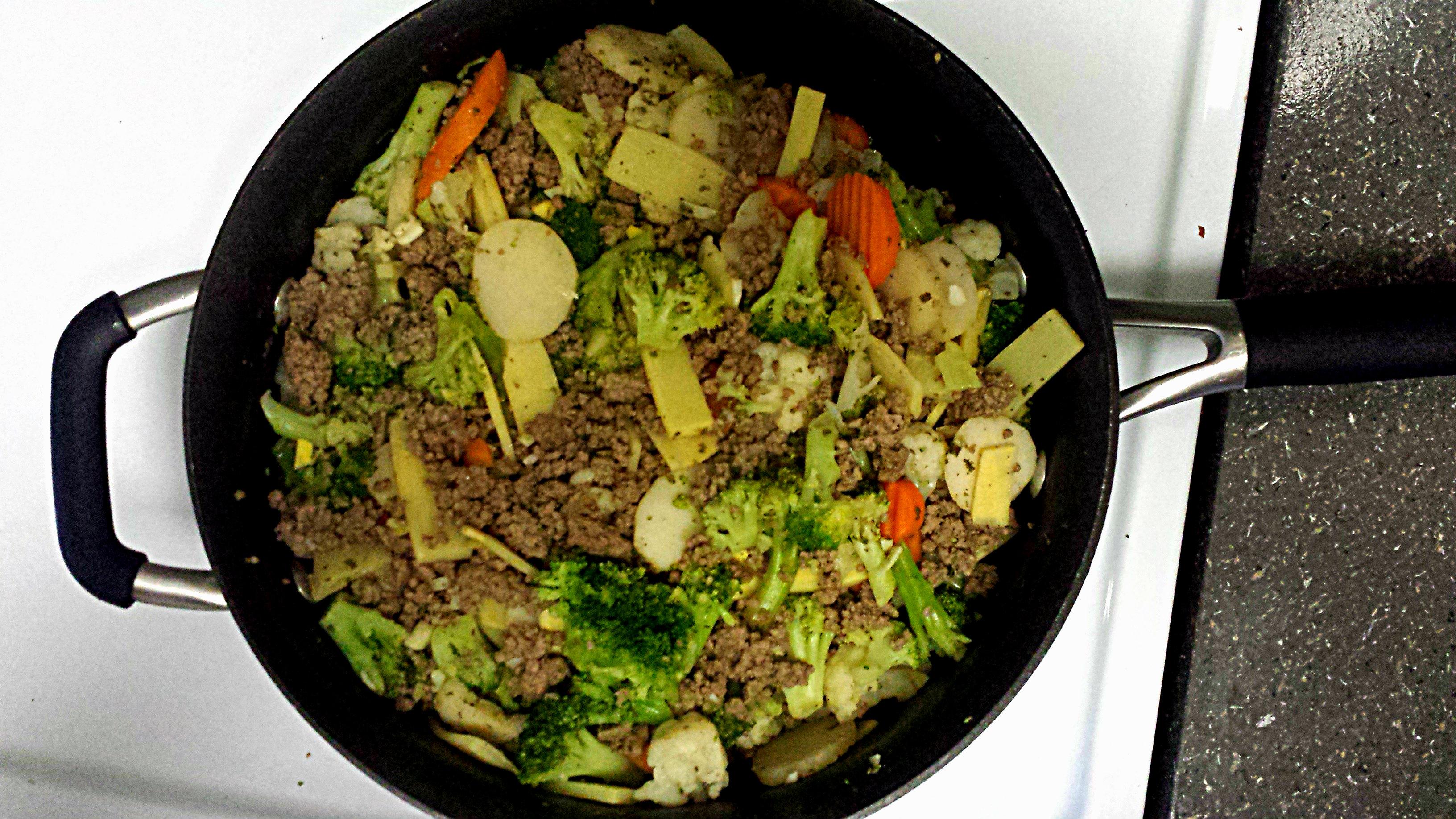 autoimmune protocol beef stir fry