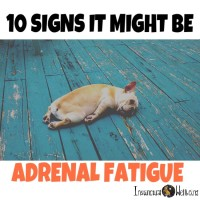 10 signs it might be adrenal fatigue - instinctual wellbeing