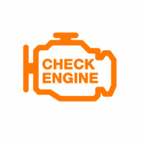 instinctual wellbeing check engine light post