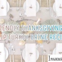 aip friendly thankgiving menu and turkey brine