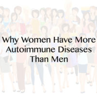 why women have more autoimmunity than men