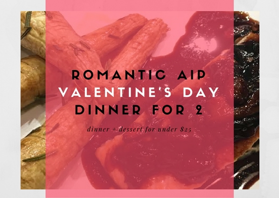 AIP Valentine\'s Dinner for 2 (for under $25 total!) | Instinctual ...